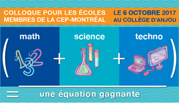 Colloque régional de Montréal (préscolaire et primaire)