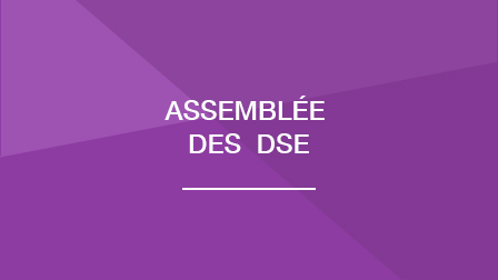 Assemblée d'automne des Directions des Services aux Élèves – Bécancour, Qc