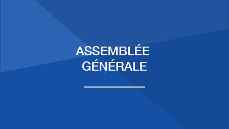 Assemblée Générale d'automne- Trois-Rivières, Qc