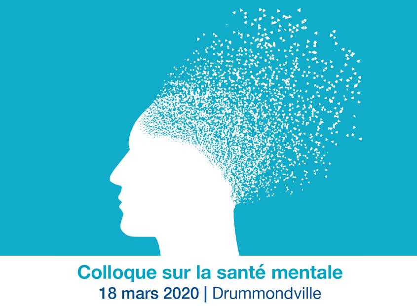Colloque sur la santé mentale – Drummondville, Qc