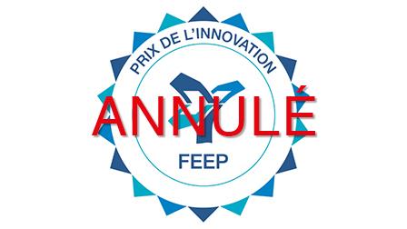 Prix de l'Innovation 2020 - Annulé